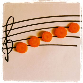 notes carottes